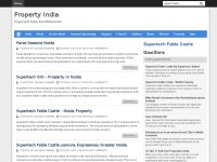 Property India - Property In India - Real Estate