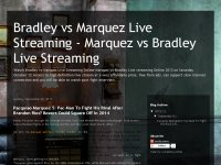 Bradley vs Marquez Live Streaming Online