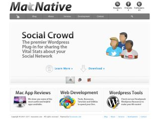 Macnative - Innovative Wordpress Solutions