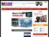 Black Friday Deals 2013