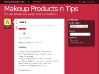 Makeup Products n Tips