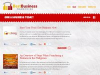 Best Business Franchise Blog