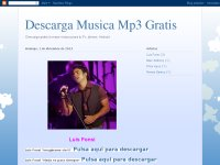 Descarga Musica Mp3 Gratis
