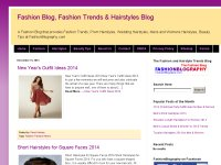 Fashion Blog, Fashion Trends & Hairstyles Blog