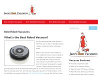 Best Robot Vacuum Guide