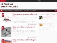 Upcoming Smartphones-Upcoming cell phones - Upcomi