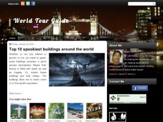 World Tour Guide