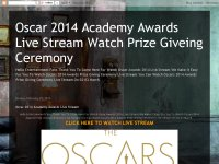 Oscar 2014 Academy Awards Live Stream