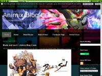 Animix Blog Craze