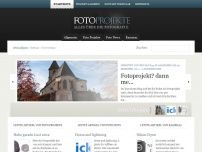 Photoprojects - all about photography