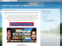 Watch Mayweather Vs Maidana Boxing Live