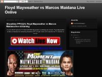 Floyd Mayweather vs Marcos Maidana Live Onlive