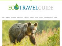Eco Travel Guide - Online guide to responsible tourism