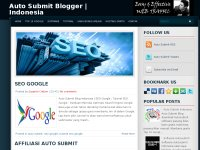 Auto Submit Blogger | Indonesia