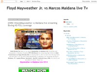 Mayweather vs Maidana live