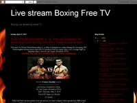 Live stream Boxing Free TV