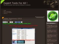 Expert Tools For All