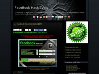 Free FaceBook Hack Tools
