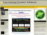 Free Gaming Emulator Softwares