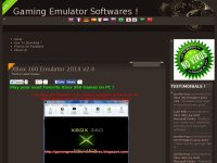 Gaming Emulator Softwares