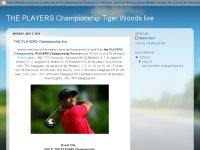 THE PLAYERS Championship Tiger Woods live