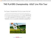 Players Championship Live Stream golf hd
