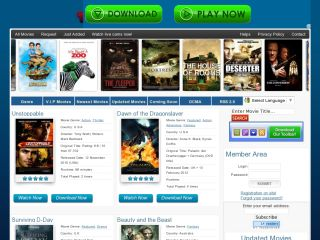 Online Movies Database
