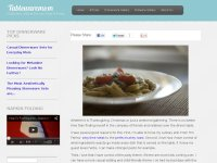 Tableware Reviews