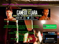 Watch PPV Boxing: Canelo Alvarez vs Erislandy Lara