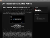 2014 Wimbledon TENNIS LIVE Packages