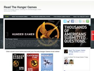Read The Hunger Games Online