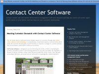 Contact Call Center Performance for Call Center