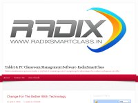 Smart Class Room Solutions Provider for K12 School Education –India
