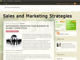 Amber King : Sales and Marketing Strategies Blogs