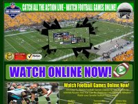 Watch NFL Games Online via Live Streaming