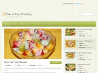 Everything of Cooking