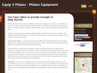 Equip 4 Pilates - Pilates Equipment Melbourne