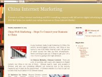 China Web Marketing – Steps To Connect your Busine