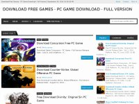 GamezSkidrow - Full Version PC Games