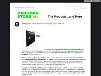 Hangman Store - Hangman Products and More