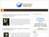 Download Full Version Software with Patch
