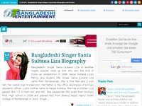 Bangladeshi Entertainers