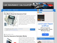 Car Insurance Calculator