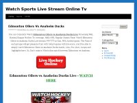 Watch Sports Live Stream Online Tv