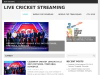World Cup Live Cricket Streaming