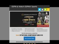 Oregon Ducks vs Ohio State Buckeyes Live Stream