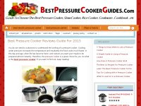 Pressure Cooker Guide For 2015