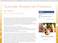 Ayurvedic Weight Loss Treatment