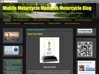 Midlife Motorcycle Madness