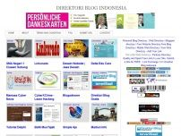 Direktori Blog Indonesia - Free Blog Directory